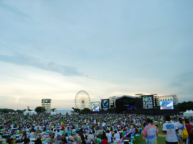 ROCK IN JAPAN FES.2011