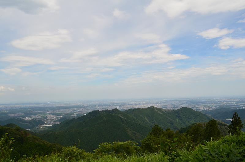 高尾山-陣馬山ルート