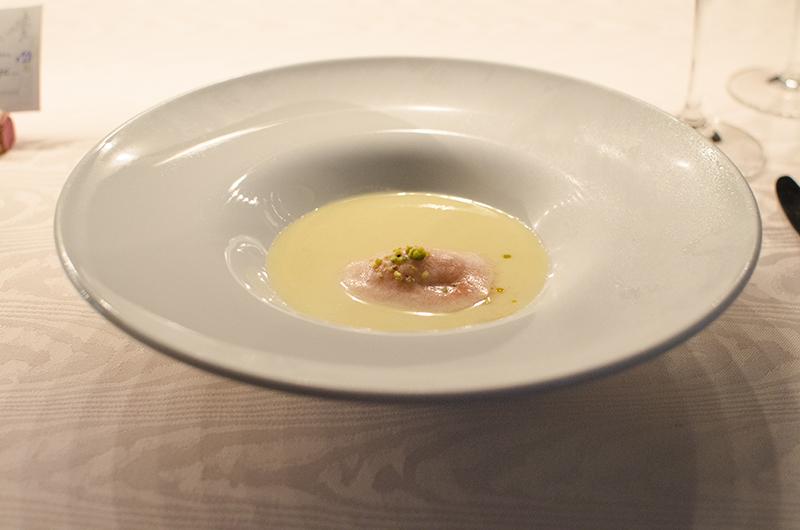 ヒカリヤニシ・スープ