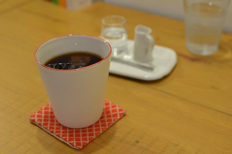 松本・カフェマトカでコーヒー