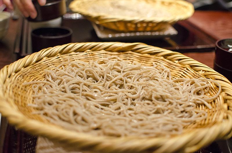 松本・蕎麦