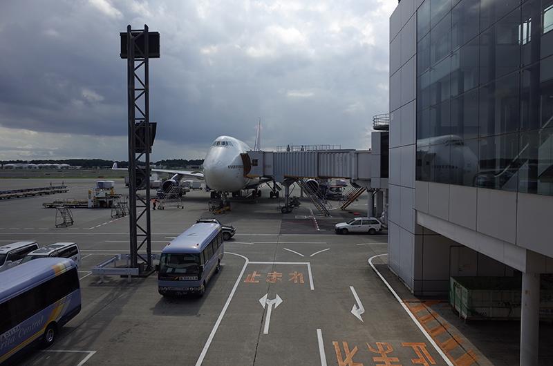 アメリカの旅2014:成田