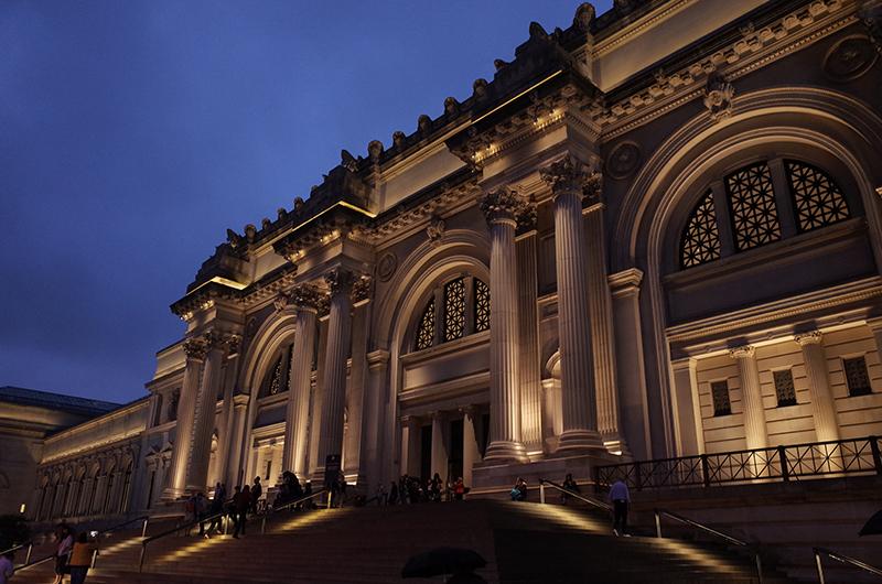 アメリカの旅2014:メトロポリタン美術館