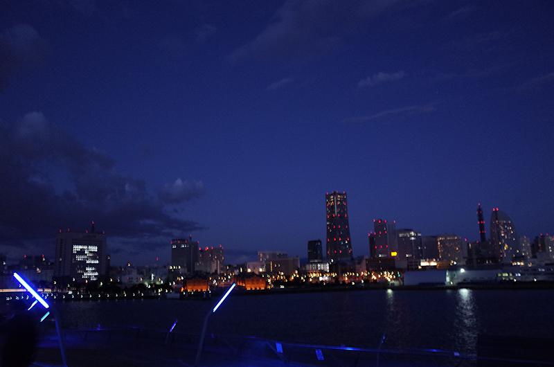 初日の出・大さん橋・夜景