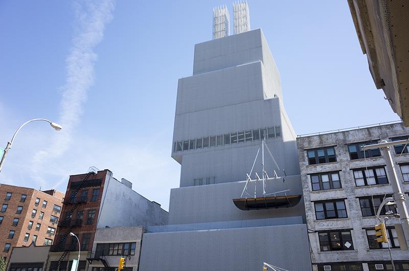 アメリカの旅2014:ニューミュージアム