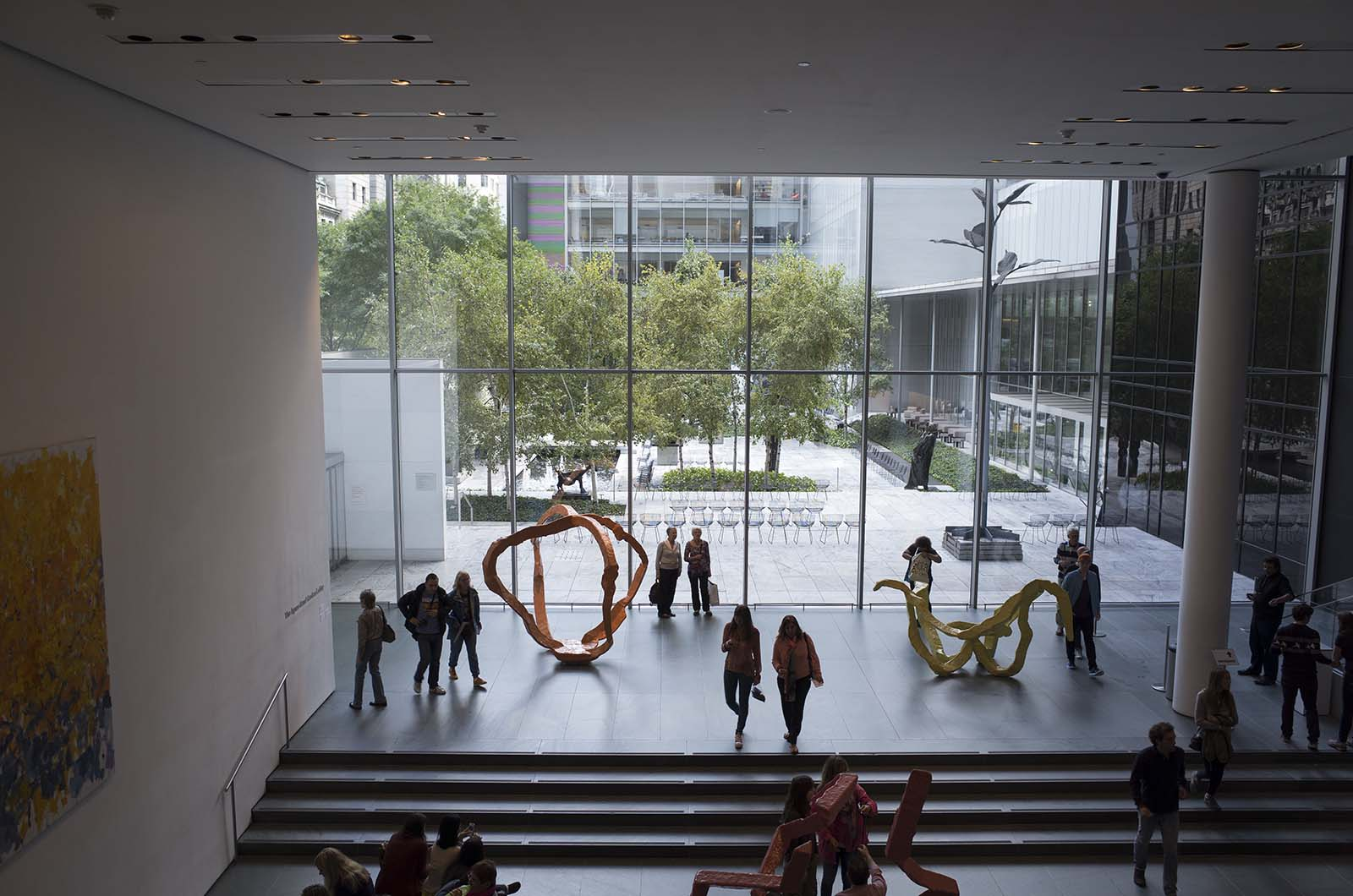 アメリカの旅2014:MOMA