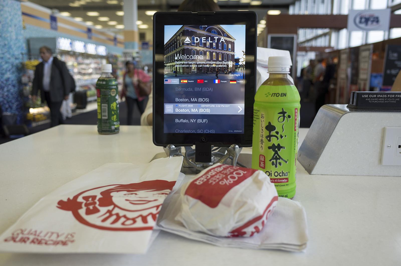 アメリカの旅2014:JFKterminal2