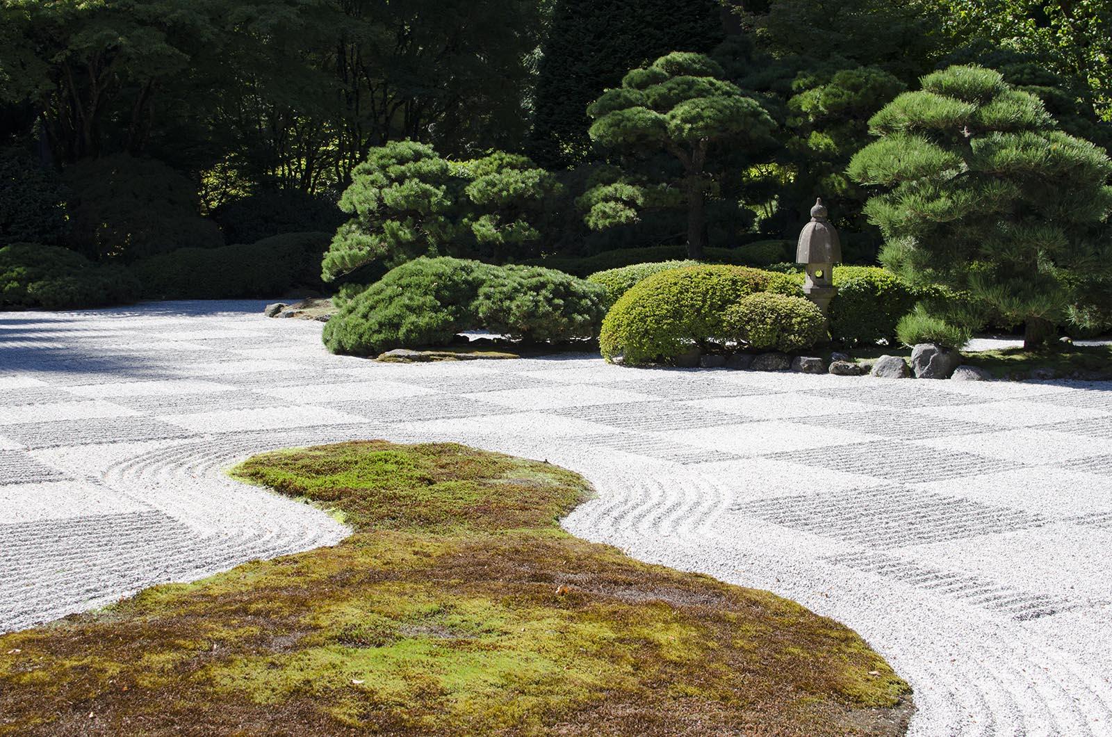 アメリカの旅2014:ワシントン公園の日本庭園