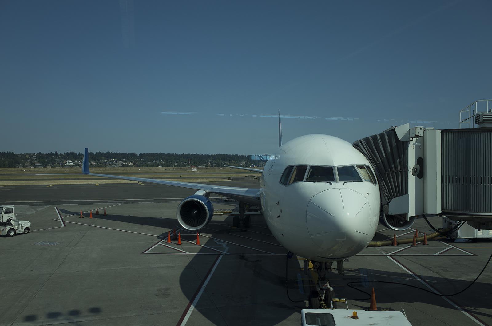 アメリカの旅2014:デルタ航空で成田へ