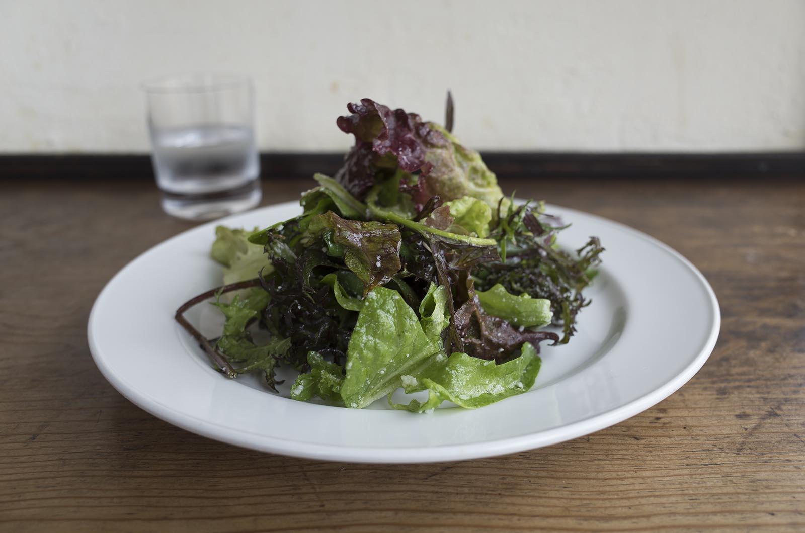鎌倉キビヤベーカリー上OuiOui:グリーンサラダ