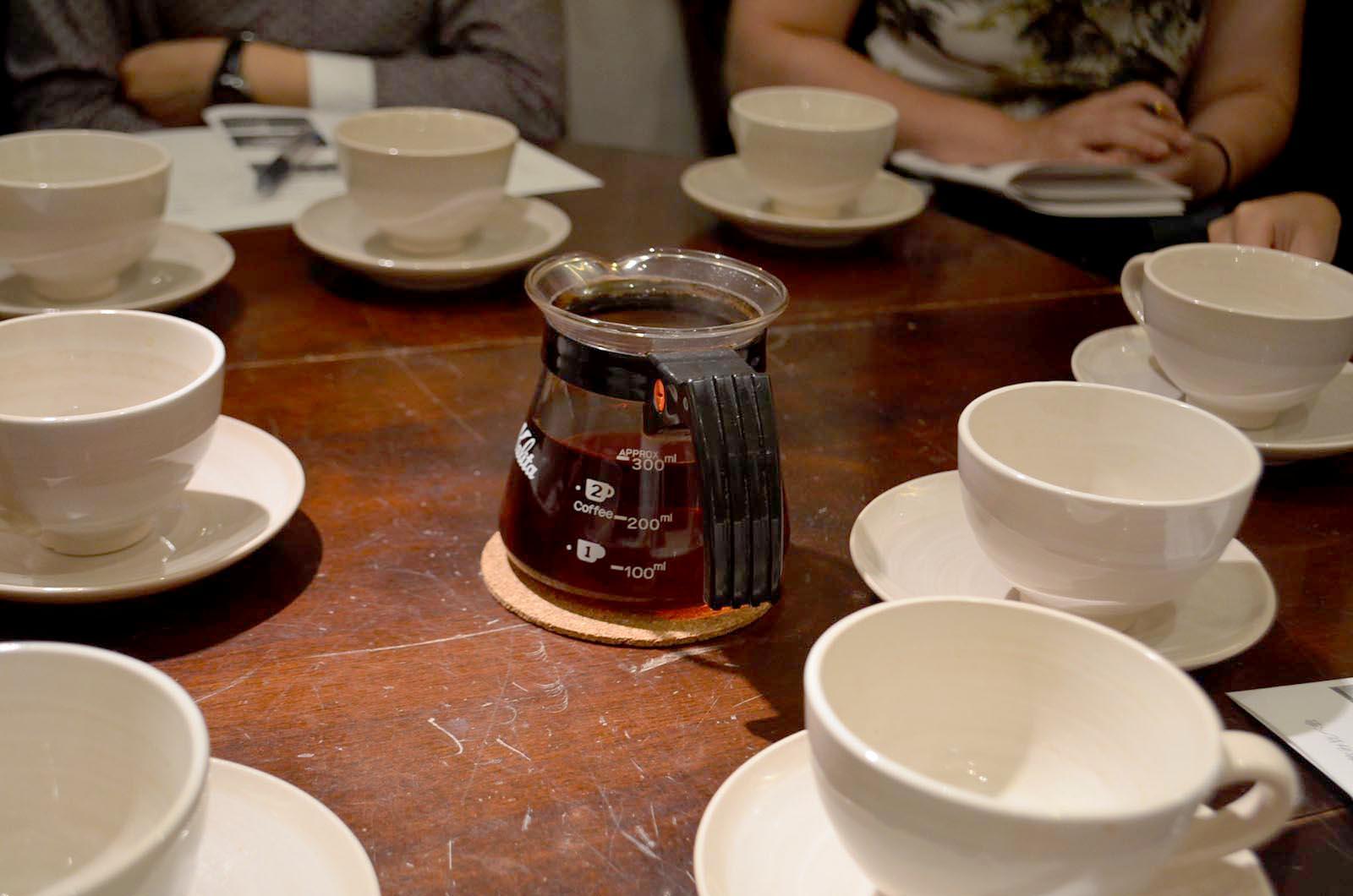 北欧コーヒー飲み比べ会