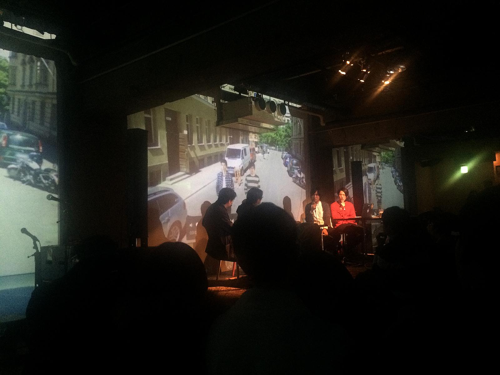 文化庁メディア芸術祭2016・ラウンジトーク&ライブパフォーマンス vol.2