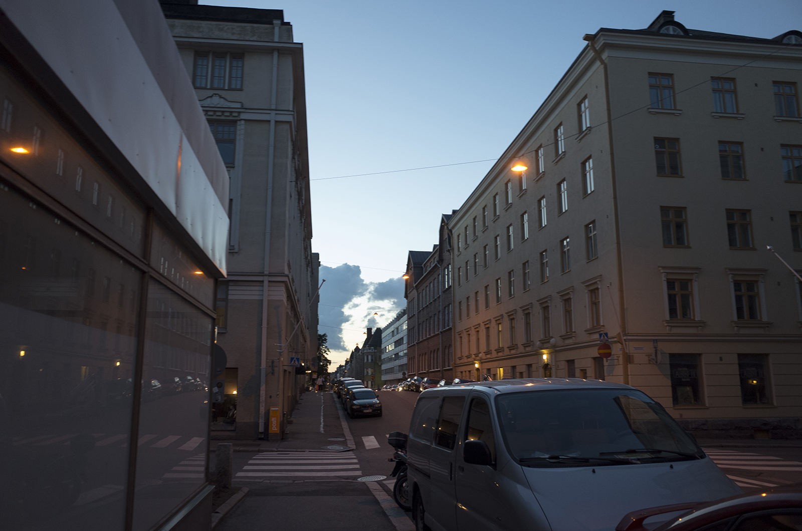 北欧周遊の旅2015・1日目