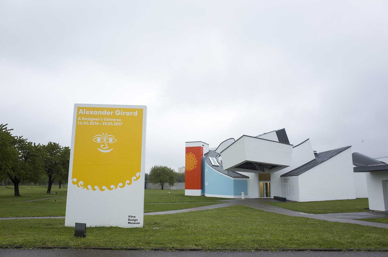 ヨーロッパ鉄道建築の旅'16:4日目 ついに憧れのデザインミュージアムVitra Campus!