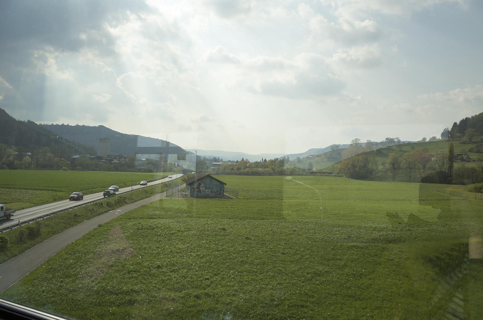 ヨーロッパ鉄道建築の旅'16:5日目 バイエラー財団美術館・バーゼルから首都ベルンへ