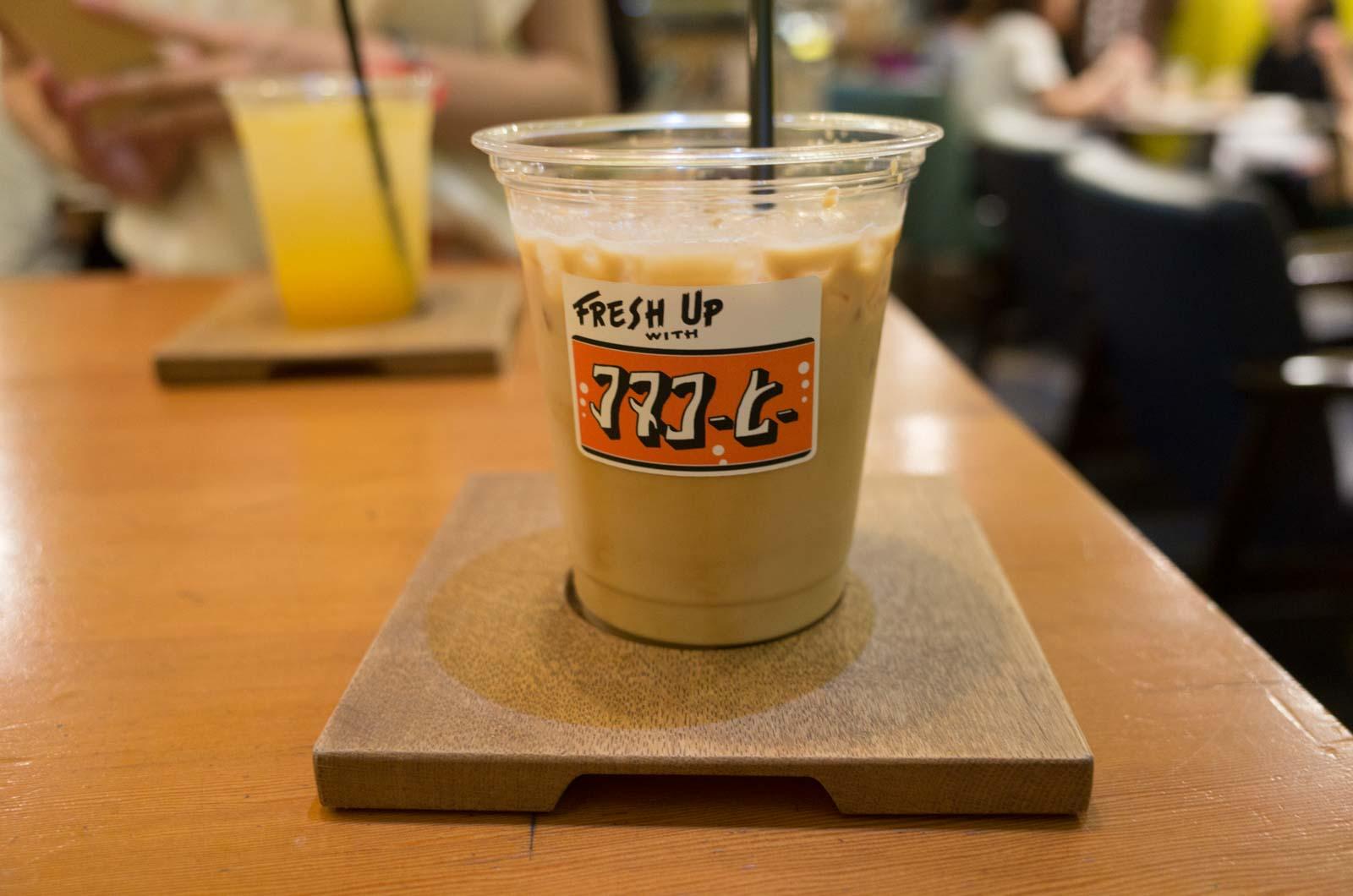 福岡コーヒー:マヌコーヒー 大名店
