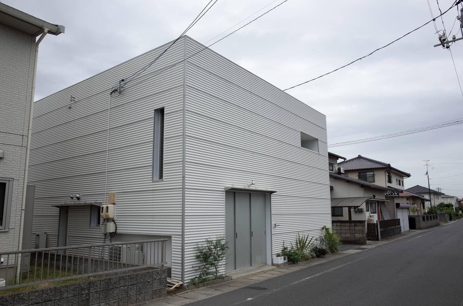 岡山・SANAA設計の個人住宅が美術館「S-HOUSE Museum」