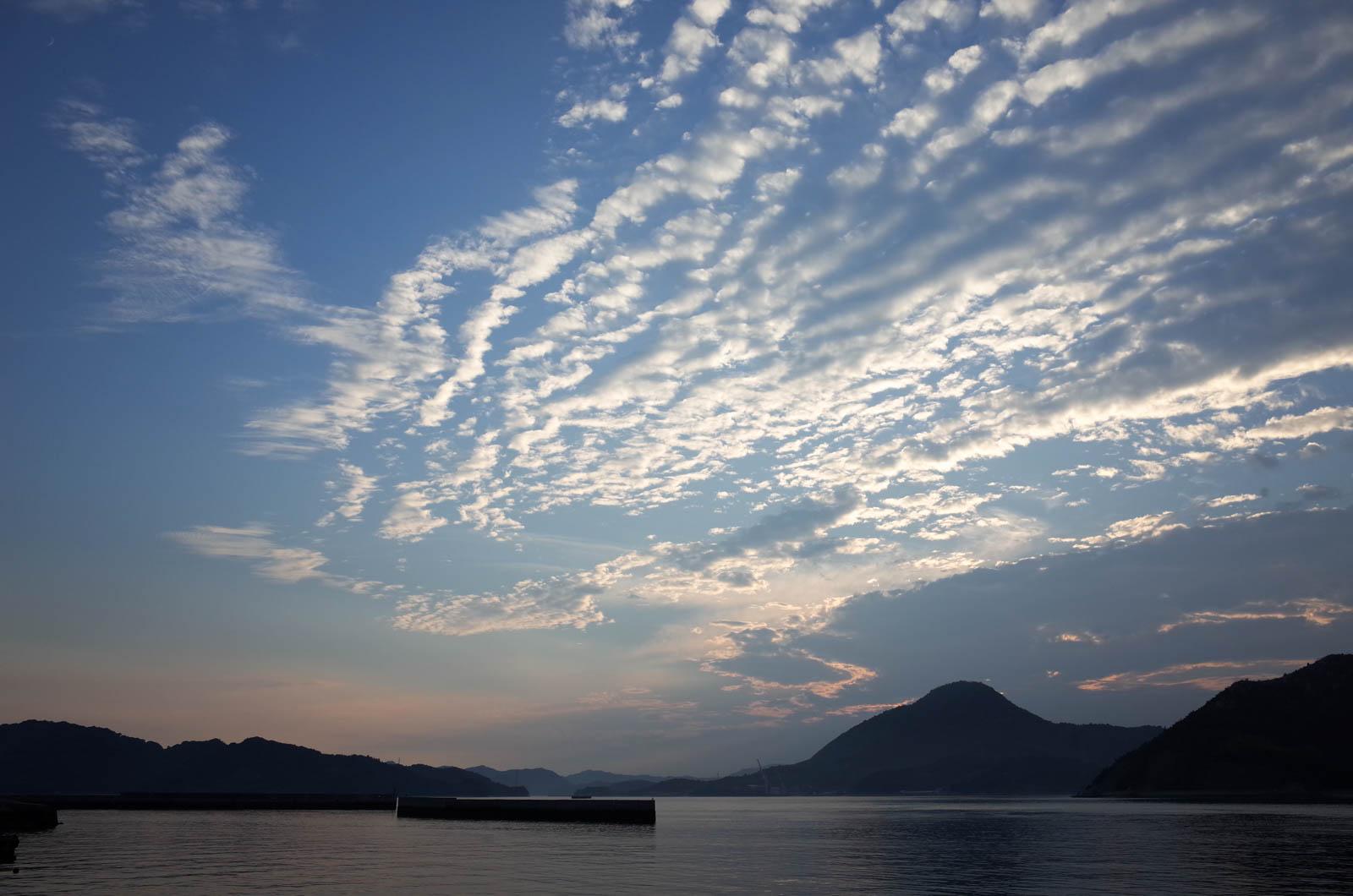 愛媛県・佐島にある古民家ゲストハウス「汐見の家」に泊まった。