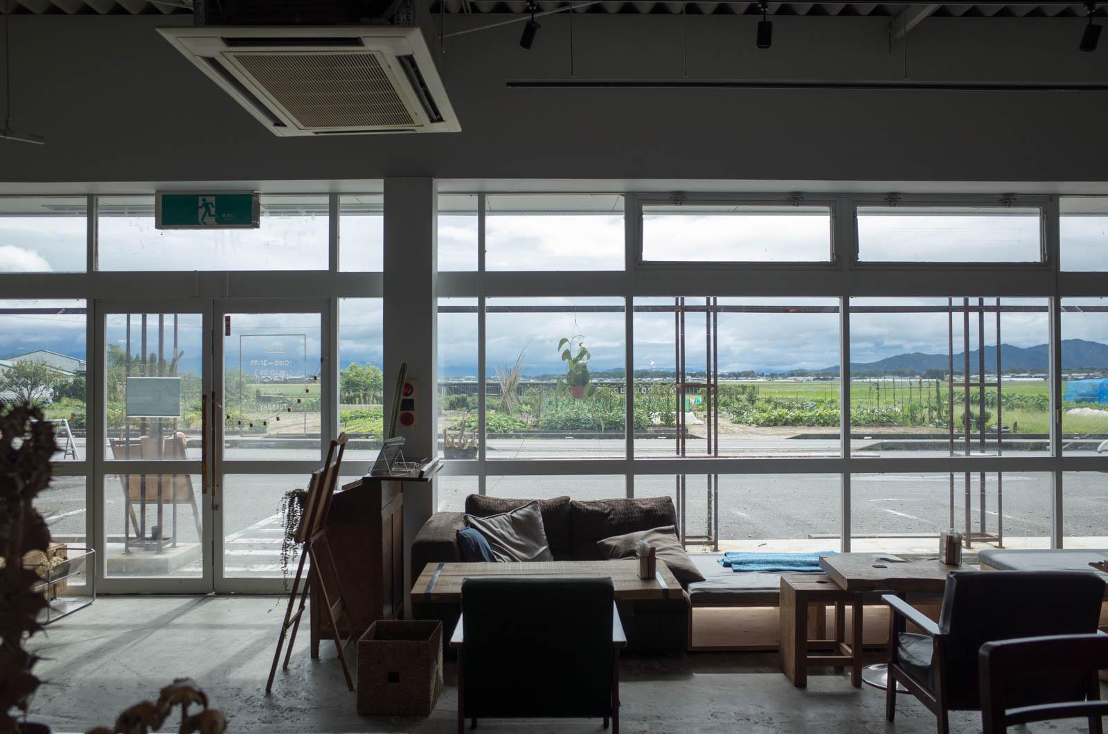 琵琶湖湖畔・彦根のラボ&カフェ・VOID A PART
